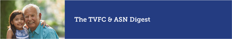 The TVFC ASN Digest. Click to learn more.