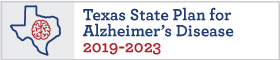 Texas State Plan for Alzheimer's Disease 2019-2023