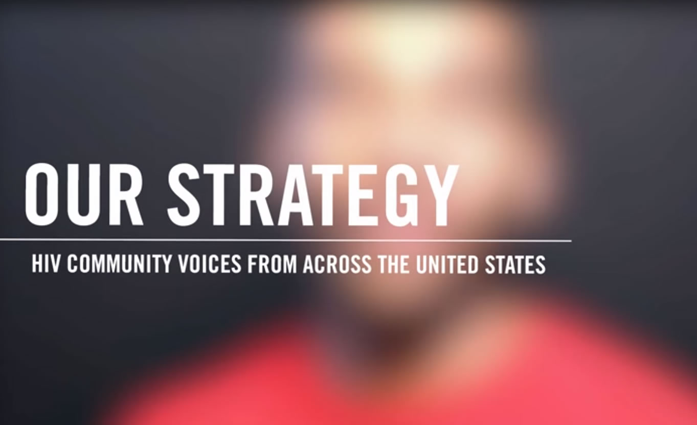 Part of the Plan: National HIV/AIDS Strategy