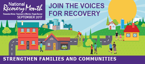 2017 National Recovery Month4