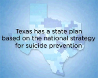 Texas Suicide Prevention Plan