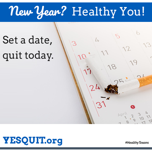 Set a date. Quit today.
