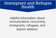 immigrant and refugee health