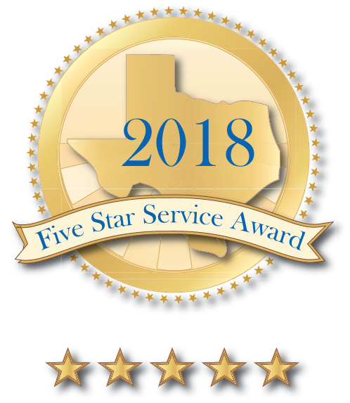 5 Star Award Logo
